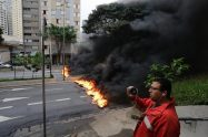 greve geral 28abr17 sp by NELSON ANTOINE ae